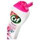 Чистящий крем Розовая свежесть Душистый иланг-иланг и фрезия Cif
