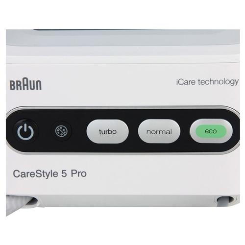 Парогенератор Braun IS 5055 WH