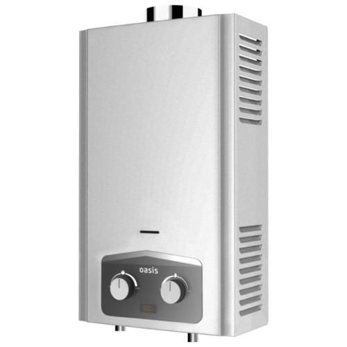 Проточный газовый водонагреватель Oasis Modern 16MS