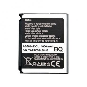 Аккумулятор Samsung AB603443CU для Samsung GT-S5230/U700/G800/L870/Z720