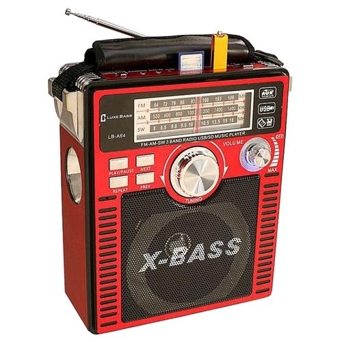 Радиоприемник LuxeBass LB-A64