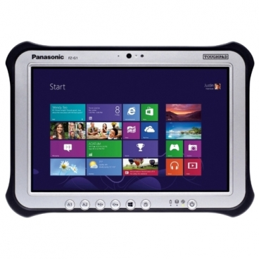 Планшет Panasonic Toughpad FZ-G1 128Gb 8MP LAN LTE