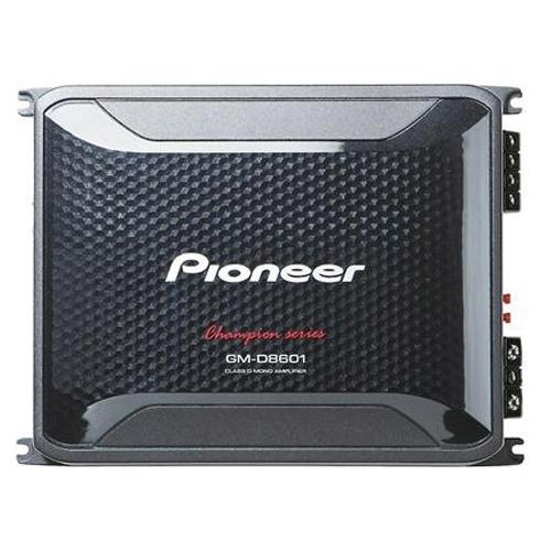 Автомобильный усилитель Pioneer GM-D8601