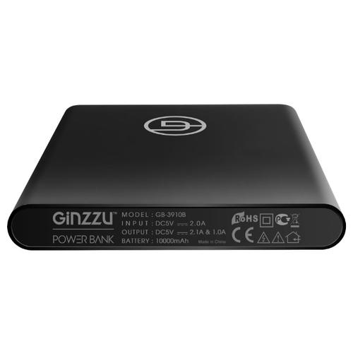 Аккумулятор Ginzzu GB-3910, 10000 mAh