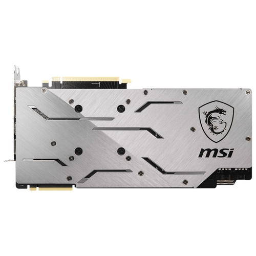Видеокарта MSI GeForce RTX 2070 SUPER 1800MHz PCI-E 3.0 8192MB 14000MHz 256 bit HDMI 3xDisplayPort HDCP GAMING X