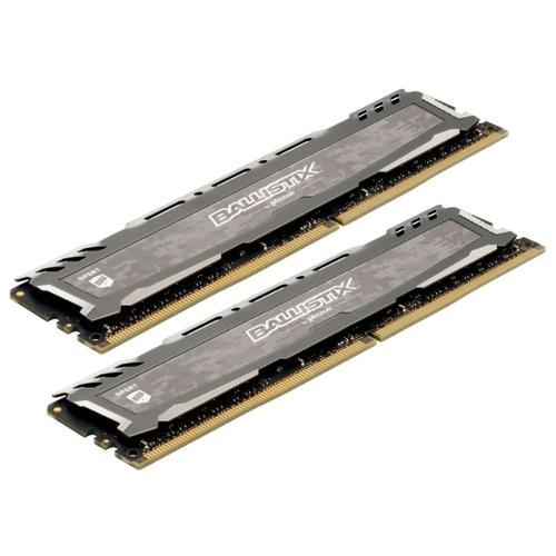 Оперативная память 8 ГБ 2 шт. Ballistix BLS2K8G4D32AESBK