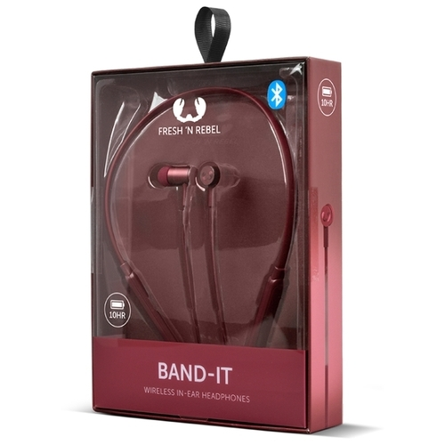 Наушники Fresh 'n Rebel Band-it Wireless in-ear Headphones