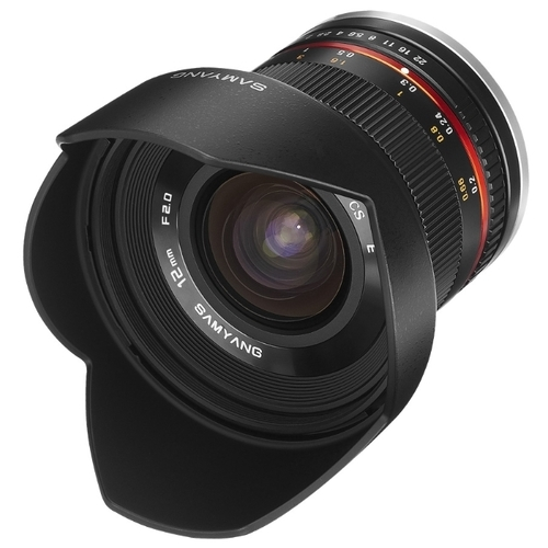 Объектив Samyang 12mm f/2.0 NCS CS Sony E