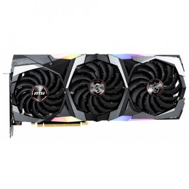 Видеокарта MSI GeForce RTX 2080 SUPER 1845MHz PCI-E 3.0 8192MB 15500MHz 256 bit HDMI HDCP GAMING X TRIO