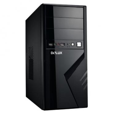 Компьютерный корпус Delux DLC-DC875 550W Black