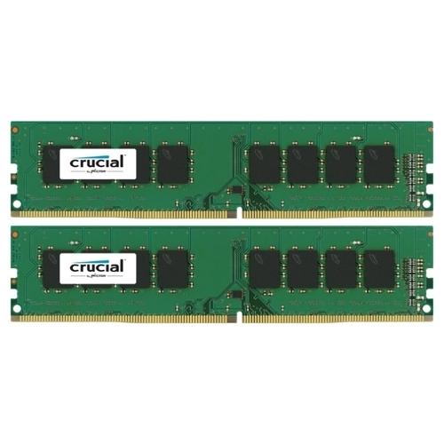 Оперативная память 8 ГБ 2 шт. Crucial CT2K8G4DFS824A