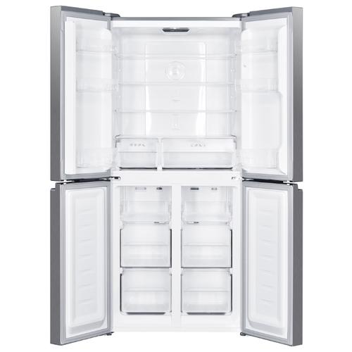 Холодильник Tesler RCD-480I Inox