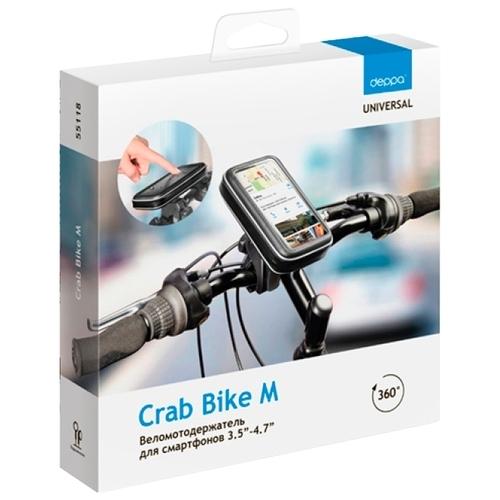 Держатель Deppa Crab Bike M