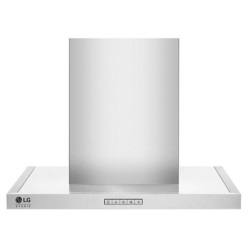 Каминная вытяжка LG DCE6601SU