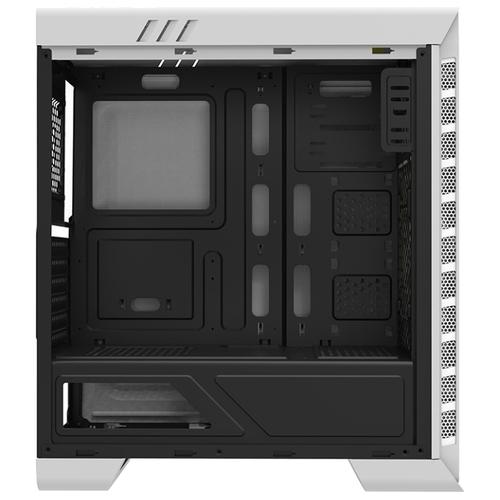 Компьютерный корпус GameMax 9503X Elysium White/blue