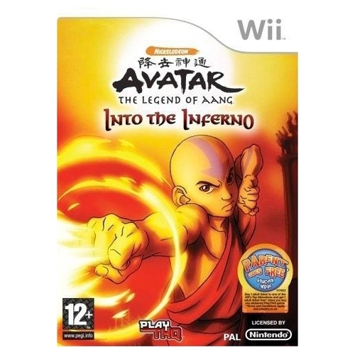 Avatar: The Legend of Aang – Into the Inferno