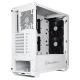 Компьютерный корпус SilverStone PM02W-G White