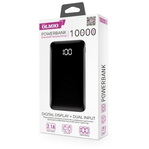 Аккумулятор OLMIO FS-10 10000 mAh