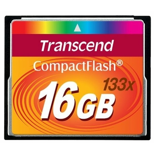 Карта памяти Transcend TS16GCF133