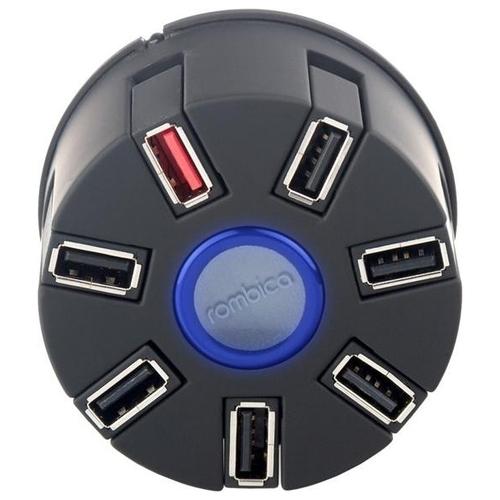 Автомобильная зарядка Rombica Auto MC17