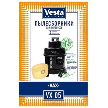 Vesta filter Бумажные пылесборники VX 05