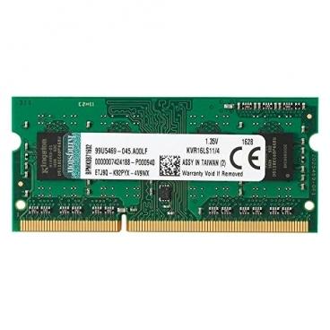 Оперативная память 4 ГБ 1 шт. Kingston KVR16LS11/4
