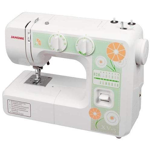 Швейная машина Janome XV-3