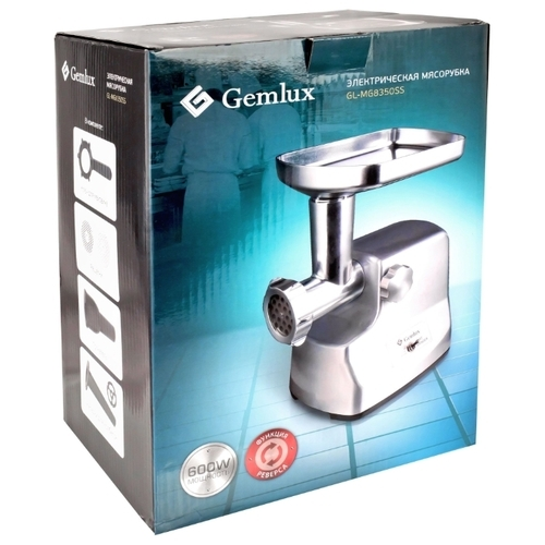 Мясорубка Gemlux GL-MG8350SS