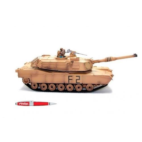 Танк Pilotage M1A2 Abrams с ИК-пушкой 1:24 42 см
