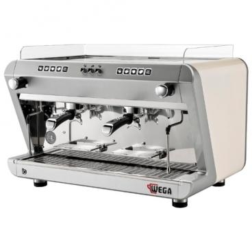 Кофеварка рожковая Wega IO автомат
