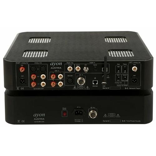 Сетевой аудиоплеер Ayon Audio S-5