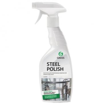 Средство для чистки металлических поверхностей Steel Polish GraSS