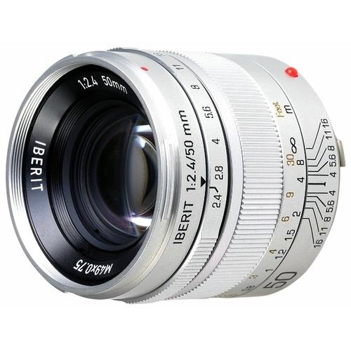 Объектив IBERIT 50mm f/2.4 Leica M