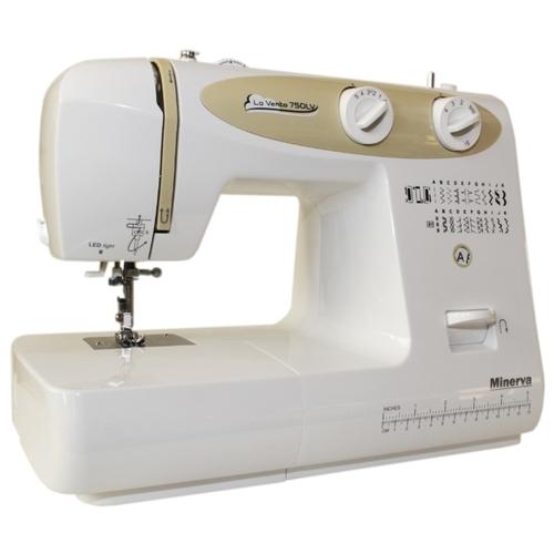 Швейная машина Minerva VENTO 750LV