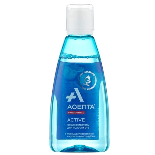 Асепта ополаскиватель Active