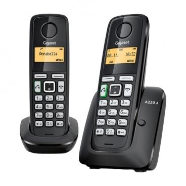 Радиотелефон Gigaset A220A Duo