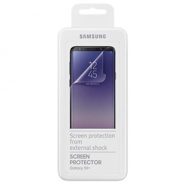 Защитная пленка Samsung Screen Protector ET-FG965CTEGRU для Samsung Galaxy S9+