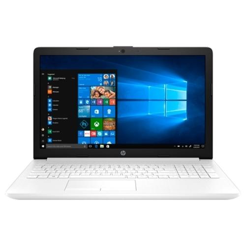 "Ноутбук HP 15-da0455ur (Intel Core i3 7020U 2300 MHz/15.6""/1366x768/8GB/128GB SSD/DVD нет/NVIDIA GeForce MX110/Wi-Fi/Bluetooth/Windows 10 Home)"