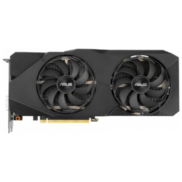 Видеокарта ASUS GeForce RTX 2070 1410MHz PCI-E 3.0 8192MB 14000MHz 256 bit DVI 2xHDMI HDCP Dual Advanced EVO