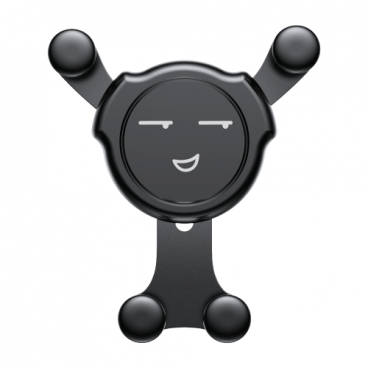 Держатель Baseus Emoticon Gravity Car Mount (SUYL-EMJX)