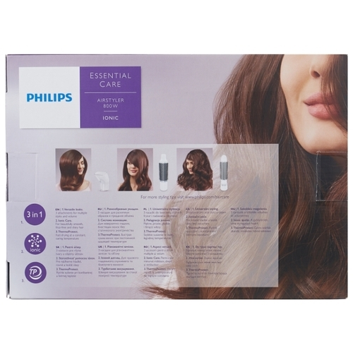 Фен-щетка Philips HP8662 Essential Care
