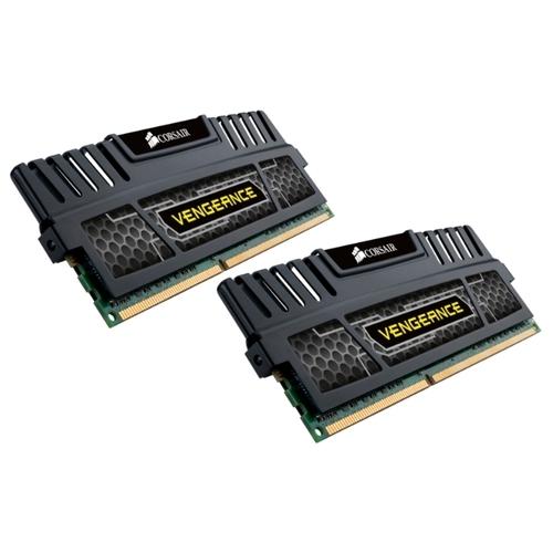 Оперативная память 8 ГБ 2 шт. Corsair CMZ16GX3M2A1600C10