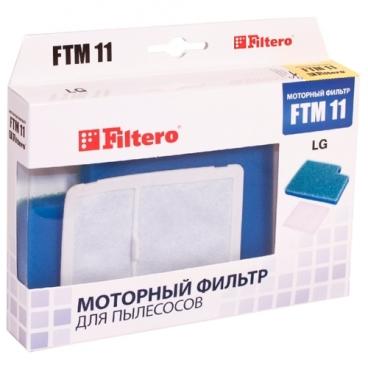 Filtero Моторные фильтры FTM 11