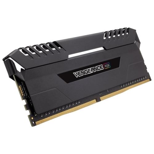 Оперативная память 8 ГБ 4 шт. Corsair CMR32GX4M4A2666C16