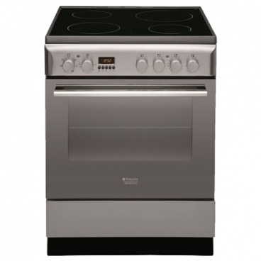 Плита Hotpoint-Ariston H6V5D60 (X)
