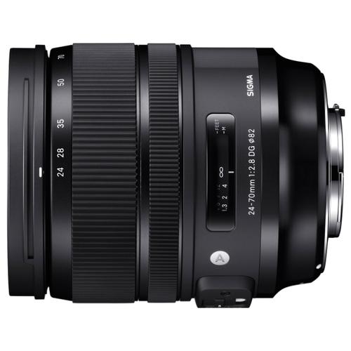 Объектив Sigma AF 24-70mm f/2.8 DG OS HSM Art Nikon F