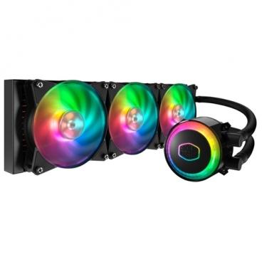 Кулер для процессора Cooler Master MasterLiquid ML360R RGB