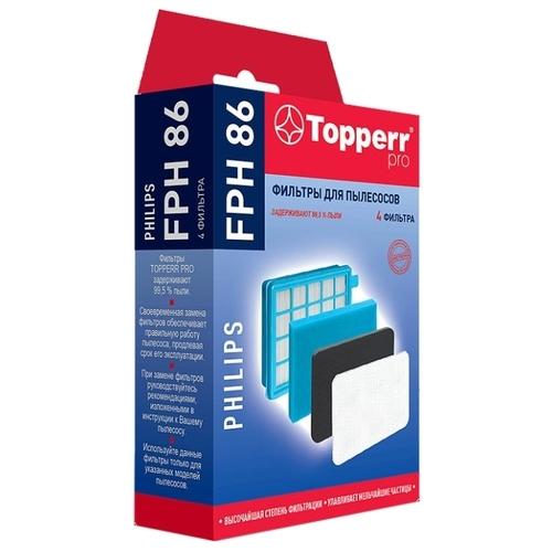 Topperr Набор фильтров FPH 86