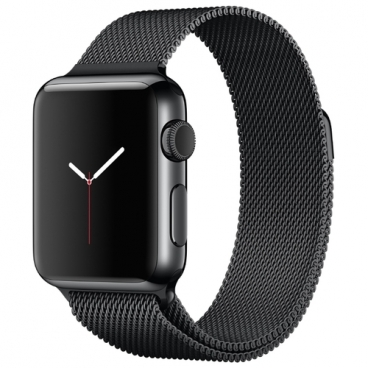 Часы Apple Watch 38mm with Milanese Loop