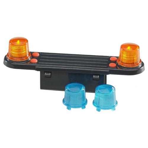 Модуль Bruder со световыми и звуковыми эффектами для автомобилей